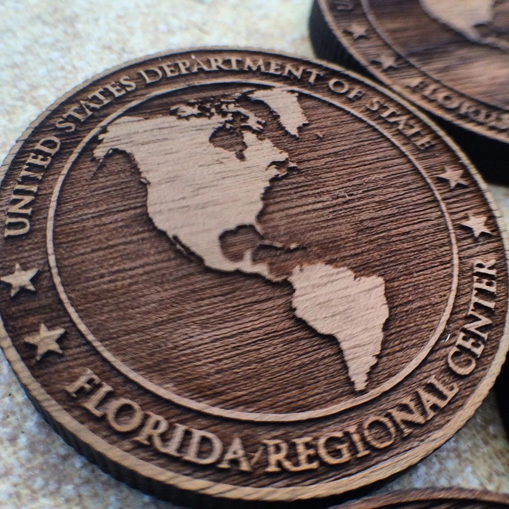 Putting an Old Twist on Challenge Coins  - PopCultPins