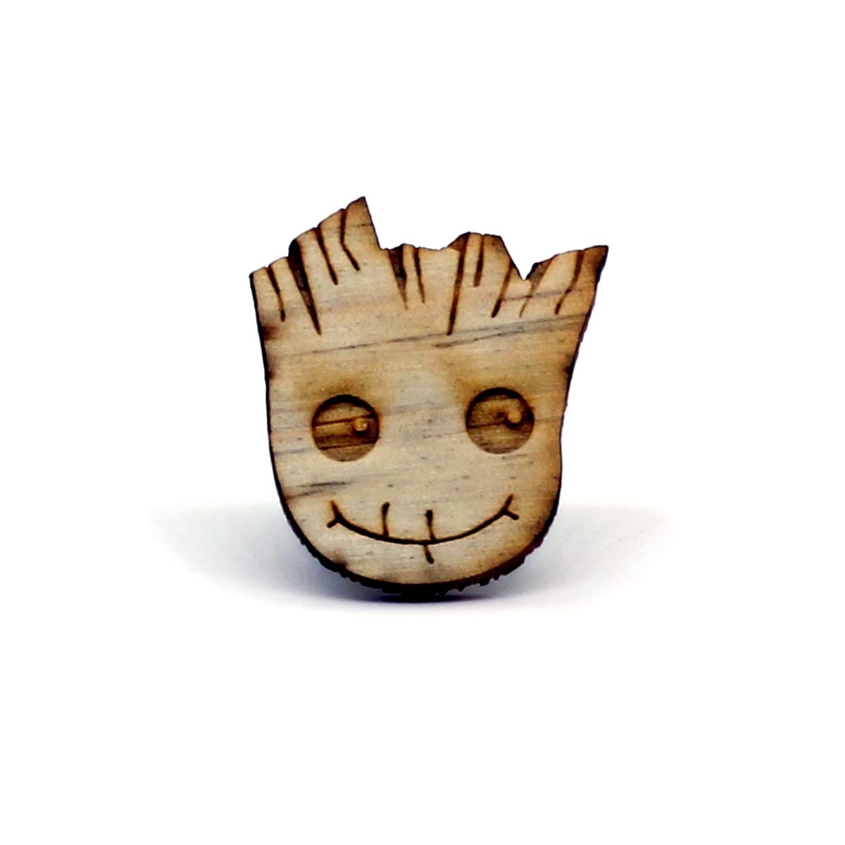 Lapel Pin Baby Groot