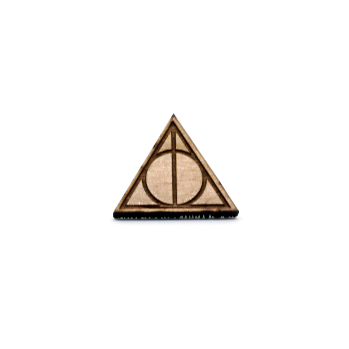 Lapel Pin Harry Potter Deathly Hallows