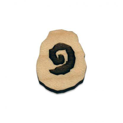 Hearthstone Lapel Pin