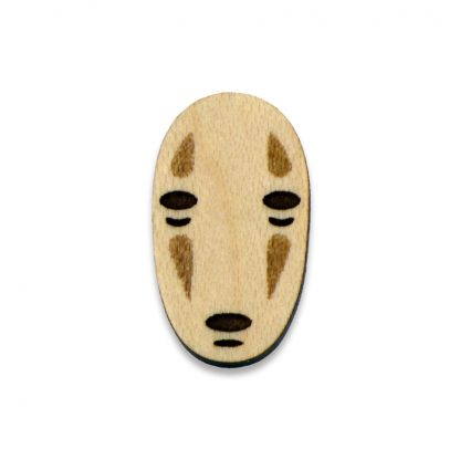No Face Lapel Pin Spirited Away