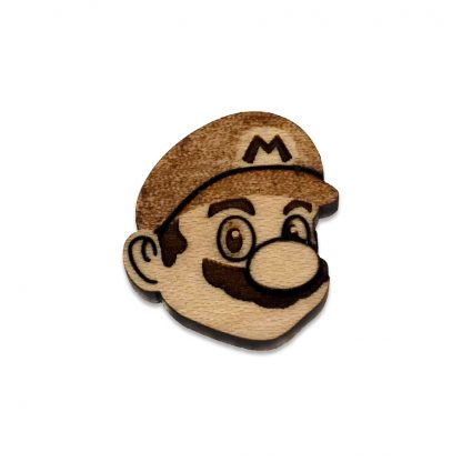 Super Mario Lapel Pin