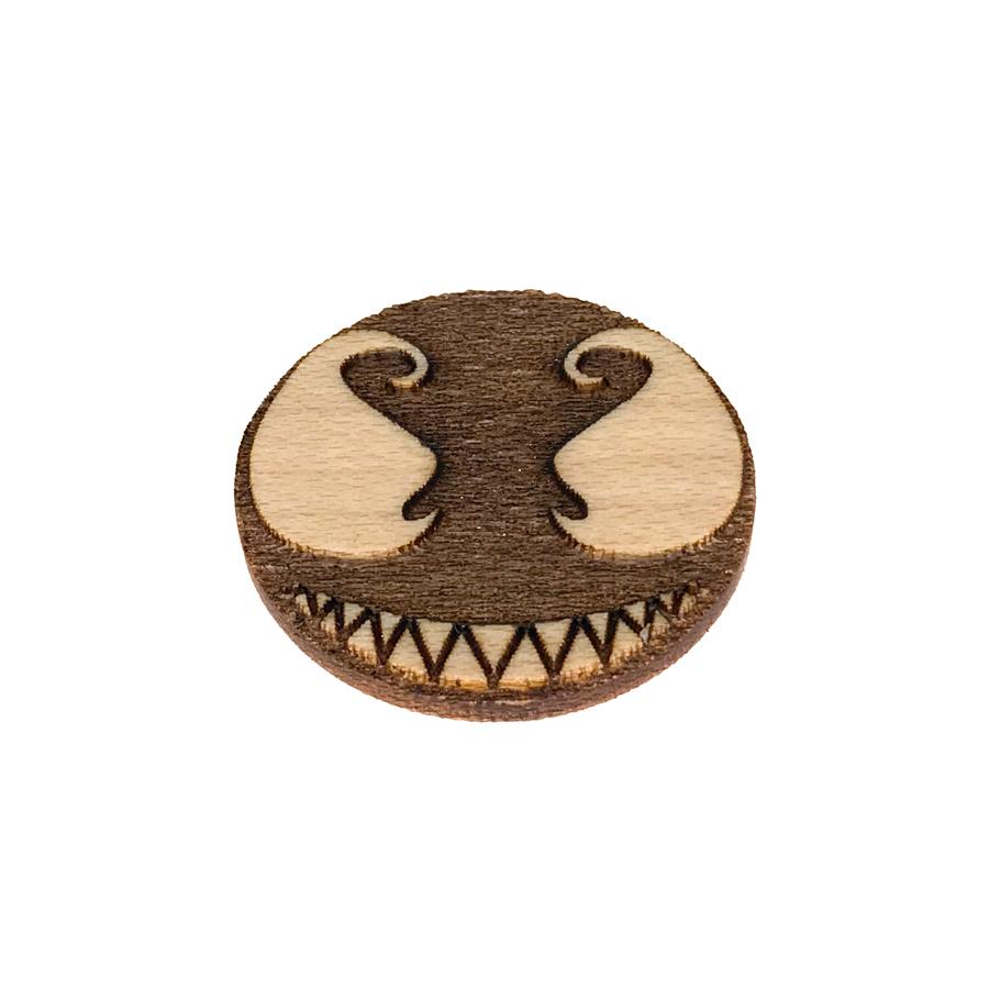 Venom Lapel Pin
