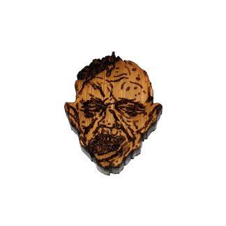 Zombie Lapel Pin Glenn