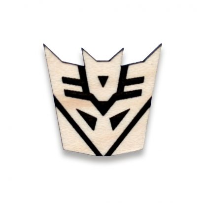 Decepticon Lapel Pin