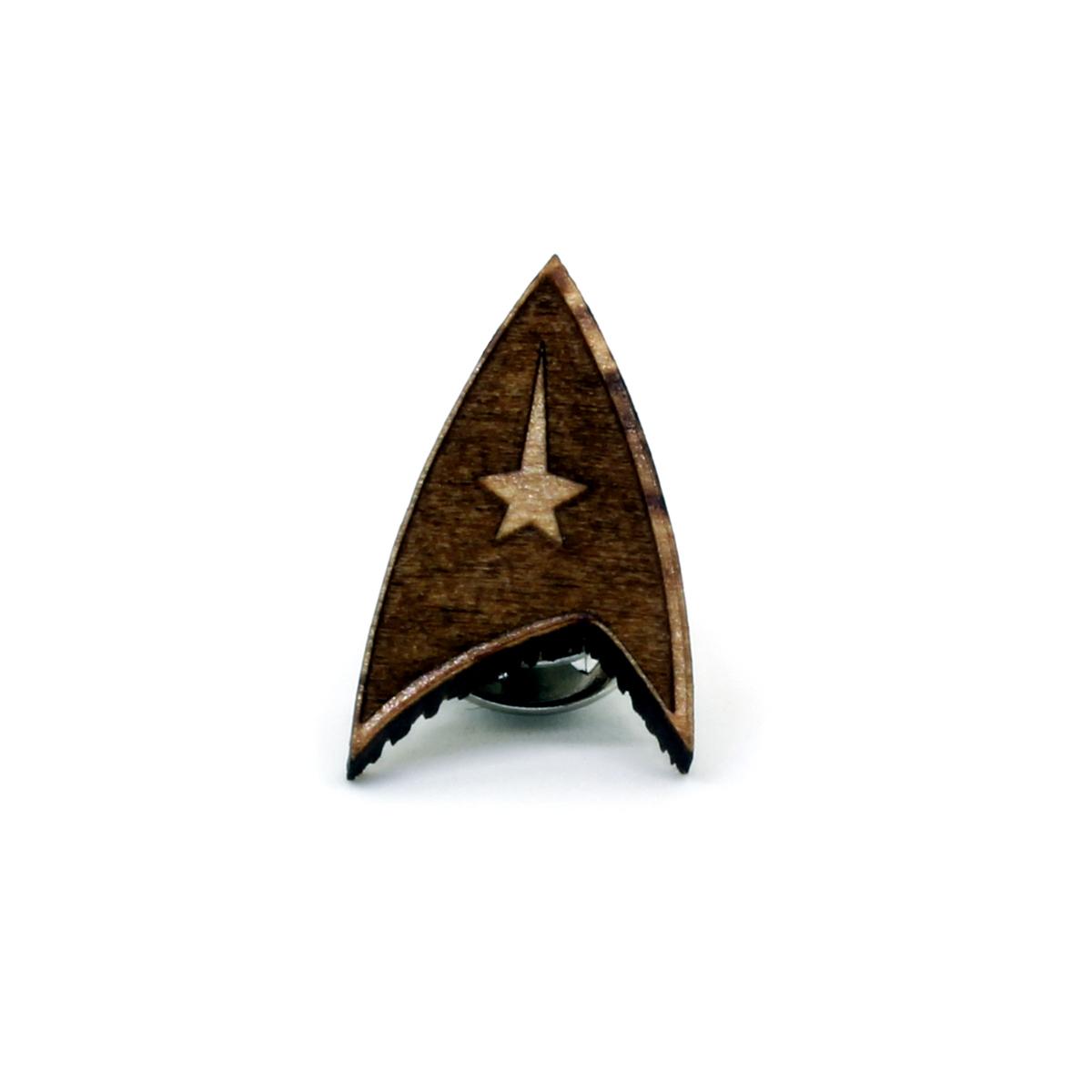 Lapel Pin Star Trek TOS