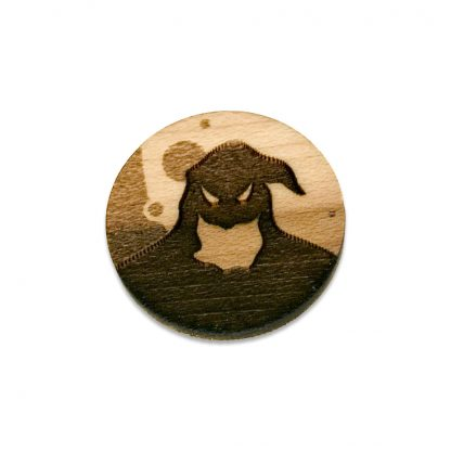 Mister Oogie Boogie Lapel Pin
