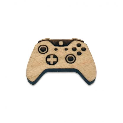 Video Game Controller Lapel Pin (Inspired by XBox One)