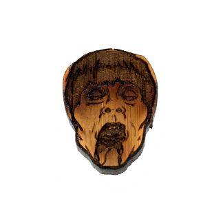 Zombie Lapel Pin - Marshall